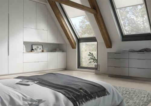 Brentford-Quadra-white-and-light-grey-bed-1